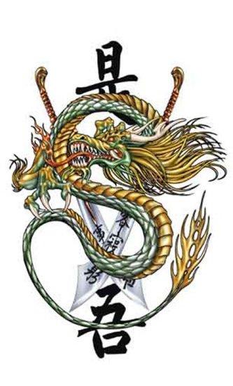 эскизы тату (дракон) - Мои файлы ...: tattooland.ucoz.ru/load/ehskizy_tatu_drakon/1-1-0-2